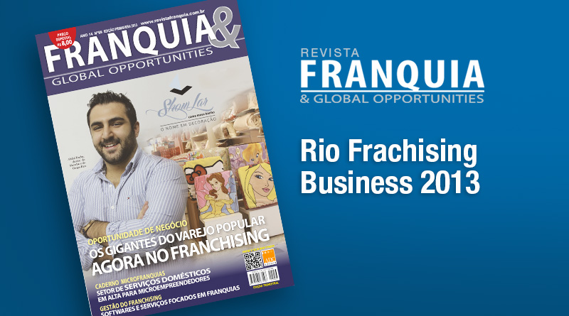 Rio Franchising Business 2013